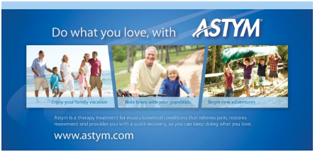 Astym Footer